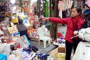 Thị trường hàng chống rét: Sức mua tăng, không 'sốt' giá