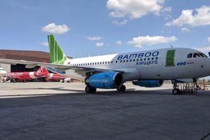 Bamboo Airways bay qua khung trời hẹp