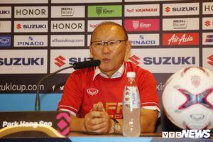 HLV Park Hang Seo: 'Tôi dành chức vô địch cho người dân Việt Nam'