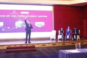 Google: Hơn 3,2 triệu người Việt mới tiếp xúc với mua hàng online hàng năm