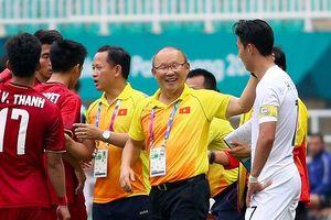 Tuyển Việt Nam sắp tranh cúp với đội bóng dự World Cup 2018