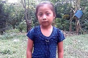 Bị biên phòng Mỹ bắt, bé gái di cư 7 tuổi thiệt mạng