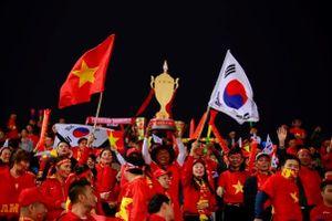 Đội tuyển Việt Nam 'đốt cháy' bảng xếp hạng tìm kiếm Google