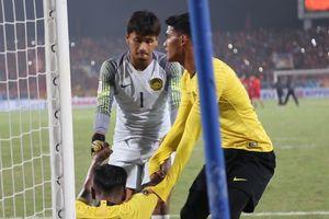 Tuyển Malaysia gục xuống sân sau trận chung kết ở Mỹ Đình