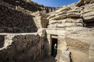 Ai Cập tiếp tục phát hiện mộ cổ nghìn năm tuổi