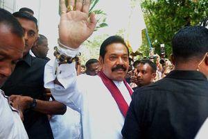 Sri Lanka: Nhậm chức hơn 1 tháng, Thủ tướng 'thân Trung Quốc' từ chức