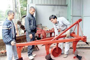 Đào tạo công nghệ để hình thành thế hệ nông dân mới