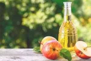 Lợi ích bất ngờ từ giấm táo bạn nhất định phải biết