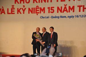 Thủ tướng Nguyễn Xuân Phúc: 'Cám ơn huấn luyện viên Park Hang-Seo'