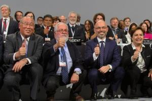 Các quốc gia thống nhất lộ trình thực thi Hiệp định Paris về biến đổi khí hậu