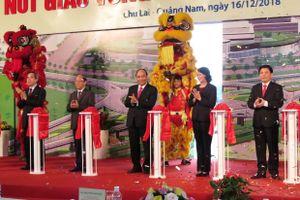 Thủ tướng Nguyễn Xuân Phúc: 15 năm, Quảng Nam từ tỉnh nghèo nhất thành tỉnh phát triển khá