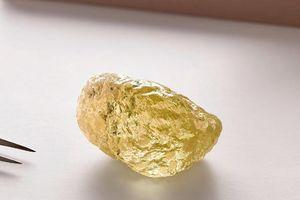 Viên kim cương lớn nhất Bắc Mỹ