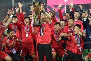Tuyển Việt Nam lập kỷ lục với chuỗi trận bất bại dài nhất thế giới