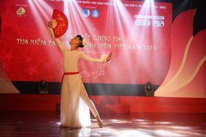 Lê Huy Hà giành giải nhất cuộc thi Tìm kiếm tài năng sinh viên