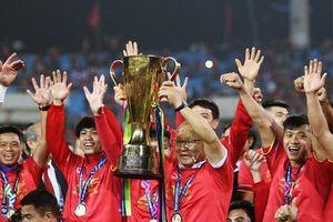 HLV Malaysia Tan Cheng Hoe: 'Việt Nam xứng đáng nhận cúp vô địch'