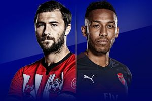Trực tiếp Southampton vs Arsenal: Tiếp đà thăng hoa