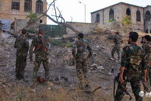 Phiến quân Syria bắn phá dữ dội quân chính phủ ở Aleppo, 12 người thương vong