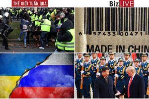 Thế giới tuần qua: Phong trào 'Áo vàng' lây lan tại châu Âu