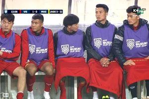 'Khui' ảnh hậu trường 'cười ra nước mắt' của tuyển Việt Nam trong trận chung kết AFF CUP