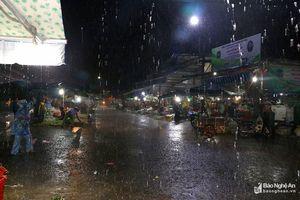 Thời tiết 16/12: Trung bộ tiếp tục mưa rét