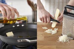 Nắm trong tay những mẹo này, món nào bạn nấu cũng ngon lại tốt cho sức khỏe