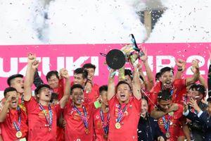 Vô địch AFF Cup 2018, tuyển Việt Nam được thưởng gần 20 tỉ đồng