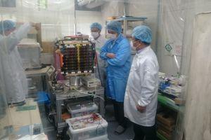 Đầu năm 2019, vệ tinh MicroDragon của Việt Nam sẽ được phóng lên quỹ đạo