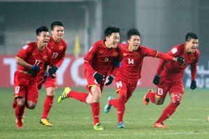 Điểm lại năm 2018 thành công vang dội của bóng đá Việt Nam