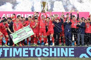 Báo nước ngoài chỉ ra lý do tuyển Việt Nam xứng đáng vô địch Suzuki AFF Cup 2018