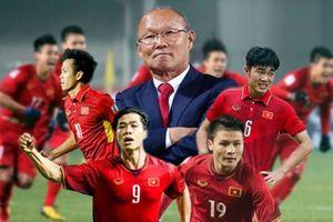 HLV Park Hang Seo: Tôi rất vinh dự vì được CĐV Việt Nam yêu mến