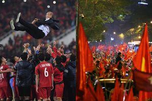 Nhìn lại 10 khoảnh khắc 'vàng' ấn tượng nhất trong đêm chung kết AFF Cup 2018
