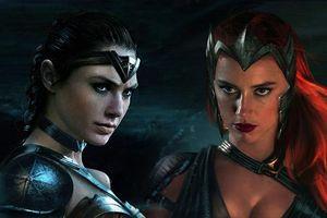 Cùng là mỹ nữ nhà DC, sao Mera và Wonder Woman lại từng nhiều lần đâm chém nhau như thế này?