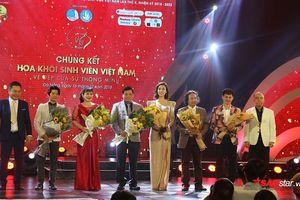 Những hình ảnh đầu tiên về dàn khách mời và thí sinh trong đêm chung kết Hoa khôi sinh viên Việt Nam 2018