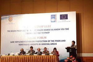 Hội LHPN Việt Nam kịp thời can thiệp, bảo vệ quyền lợi của phụ nữ, trẻ em