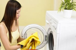 3 cách vệ sinh lồng máy giặt sạch bong, thơm tho hết khuẩn