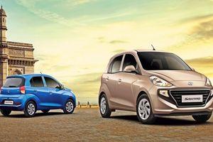Xe giá rẻ Hyundai Santro sắp về Việt Nam, đắt hàng tại nước ngoài
