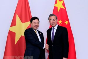 Trung Quốc-Việt Nam nỗ lực, nắm vững hướng lớn phát triển quan hệ