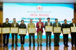 Quảng Ninh: Trên 17.700 địa chỉ nhân đạo được trợ giúp qua một cuộc vận động
