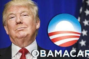 Ông Trump 'mừng ra mặt' vì tòa phán di sản của Obama vi hiến