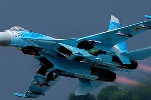 Tiêm kích Su-27 Ukraine bổ nhào xuống đất, phi công thiệt mạng