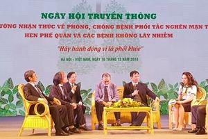 Bệnh phổi tắc nghẽn mạn tính, hen phế quản đang 'giết' nhiều người Việt
