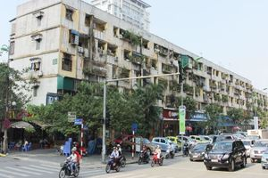 Vì sao doanh nghiệp không mặn mà cải tạo chung cư cũ?