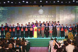 Triển khai các cam kết sau hội nghị 'Hà Nội 2018 - Hợp tác đầu tư và phát triển'