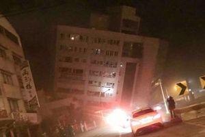 Hai trận động đất mạnh tại Tứ Xuyên và Đài Loan (Trung Quốc)