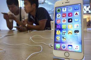 Apple cập nhật khẩn cấp iOS để 'né' lệnh cấm bán iPhone của Trung Quốc