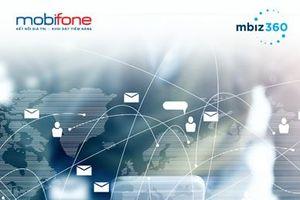 Doanh nghiệp chọn gói cước MobiFone vì tiết kiệm, dễ quản lý