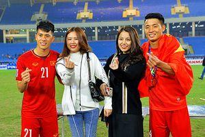 Chân dung những bóng hồng xinh đẹp của các cầu thủ Việt Nam tham dự AFF Cup 2018