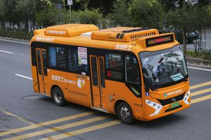 Thâm Quyến, nơi đầu tiên 100% xe buýt chạy điện trên thế giới