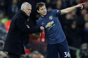 Jose Mourinho đến lúc hãy rời MU