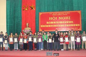 Bắc Kạn: Tổng kết đề án 'Mỗi xã phường 1 sản phẩm'